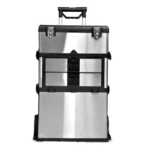 Trinity 3-in-1 Suitcase Toolbox with Accents