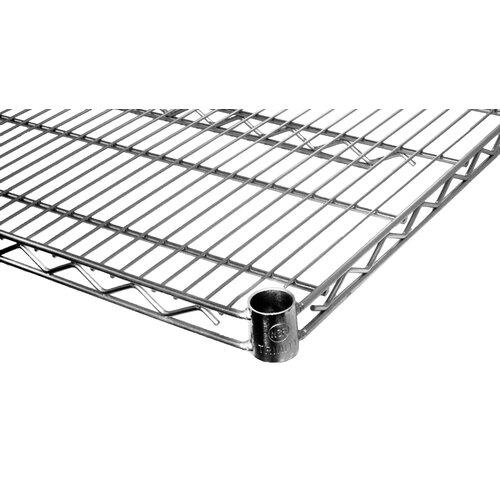 """Trinity NSF 60"""" x 24"""" Wire Shelf"""