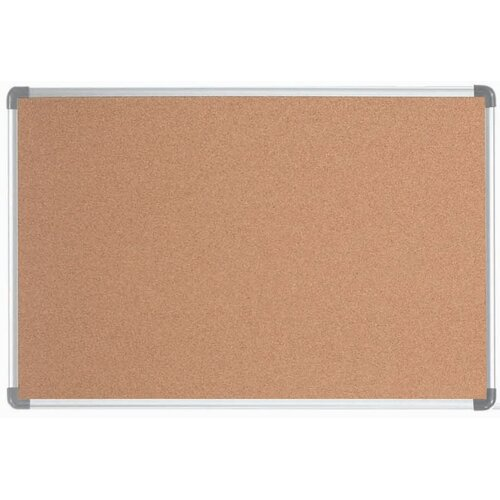 AARCO Natural Pebble Grain Bulletin Board