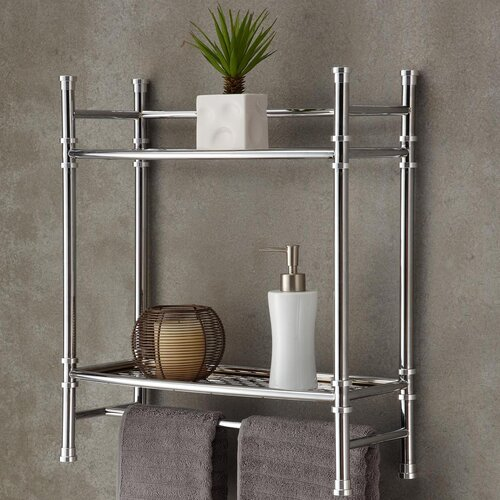 Fox hill trading 19 x 21 5 wall mount countertop shelf view now
