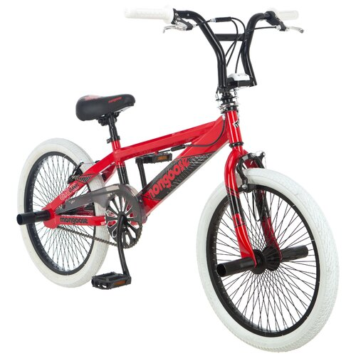 Mongoose Boy's Gavel BMX Bike
