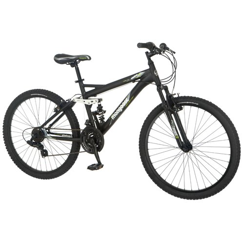 Mongoose Men's Status 2.2 Mountain Bike