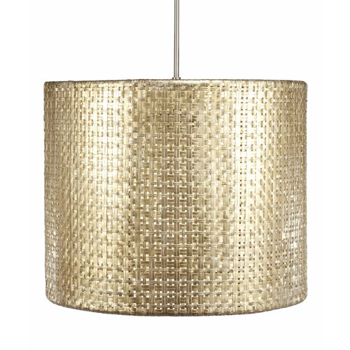 Selene Drum 1 Light Drum Pendant