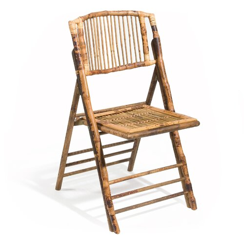 Kenian Coastal Chic Folding Chair (Set of 4)