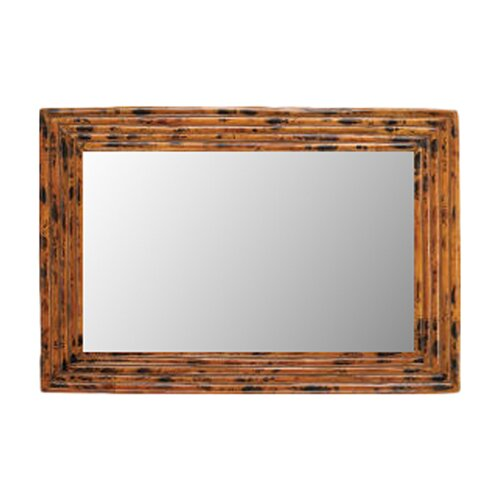 Kenian Coastal Chic Rectangular Mirror