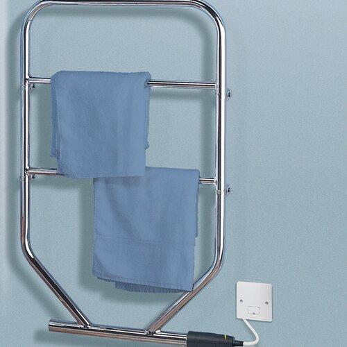 Dimplex 250w Chrome Electric Towel Rail: TRC130 Towel Rail In Chrome