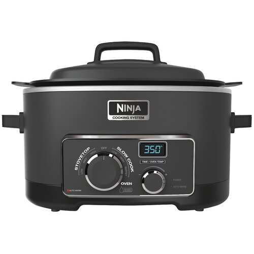 Ninja 6-Quart Slow Cooking System