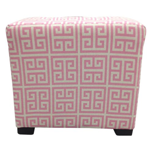 Sole Designs Pinky Chain Ottoman