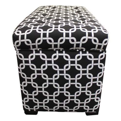 Angela Upholstered Storage Bench