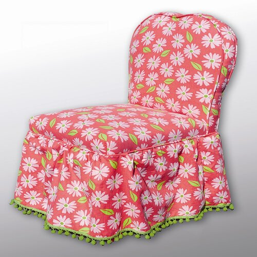 Sole Designs Lily Heart Kid's Club Chair