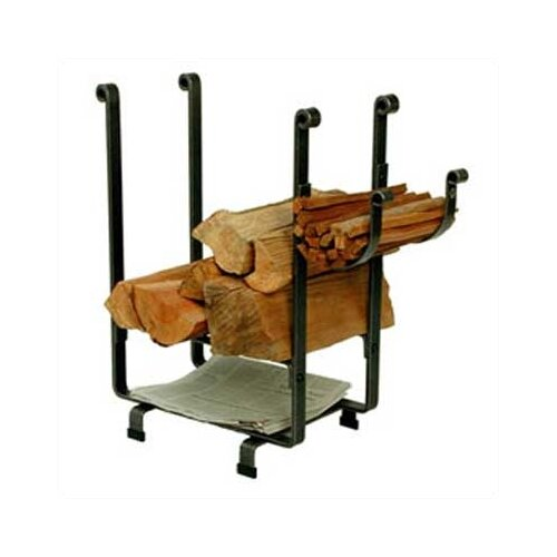 Steel Log Rack