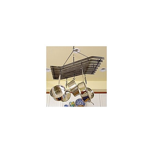 Enclume Decor Z Hanging Pot Rack