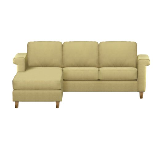 Bartoli 3 seater chaise sofa wayfair uk for 3 seater lounge with chaise