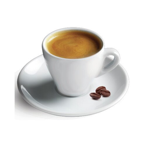 Cuisinox 2 oz. Espresso Cup and Saucer with Gift Box