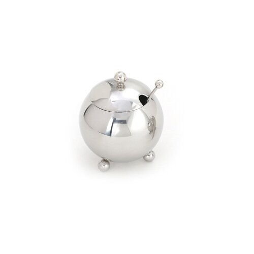 Cuisinox 12 oz. Footed Sugar Bowl with Spoon