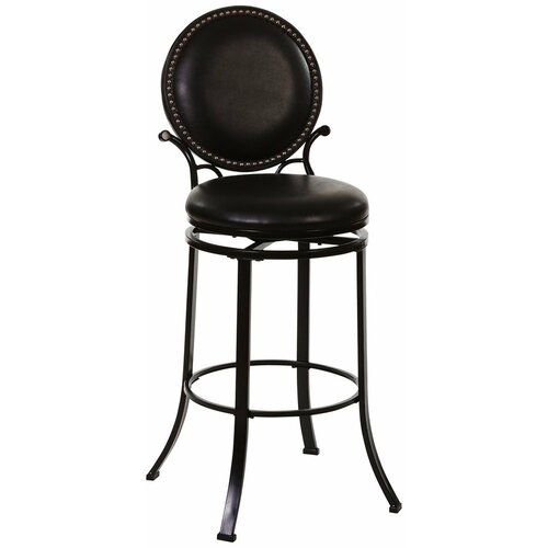 "Hillsdale Furniture Spencer 26"" Swivel Bar Stool"