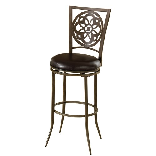 Marsala Swivel Counter Stool