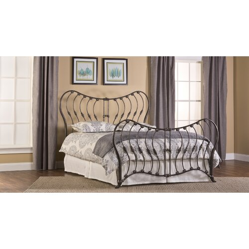 Hillsdale Furniture Bennington Wrought Iron Bed
