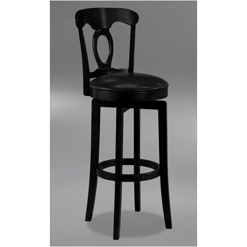 "Hillsdale Furniture Corsica 24.5"" Swivel Bar Stool"