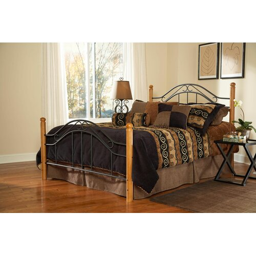 Hillsdale Furniture Winsloh Metal Bed
