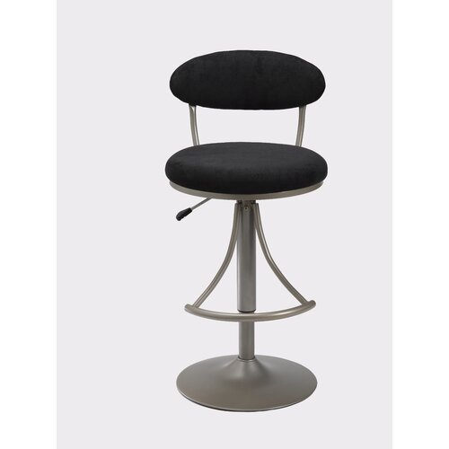 "Hillsdale Furniture Venus 24"" Adjustable Swivel Bar Stool"