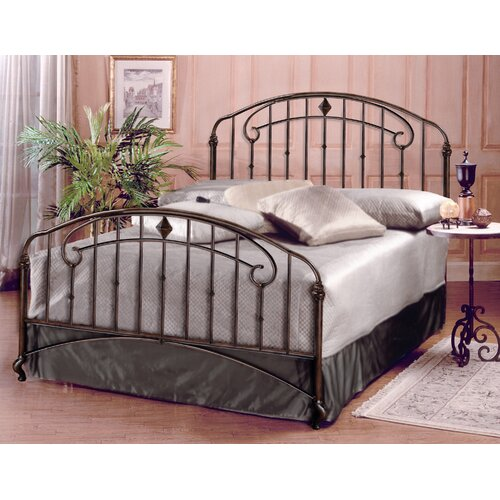 Hillsdale Furniture Tierra Mar Metal Bed
