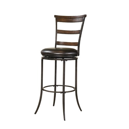 "Hillsdale Furniture Cameron 30"" Swivel Bar Stool"