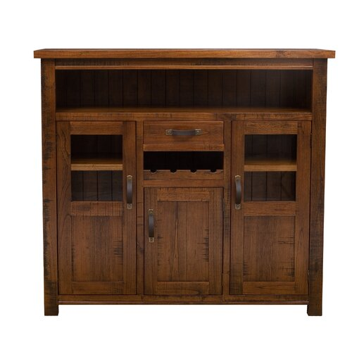 Hillsdale Furniture Outback Bar Cabinet