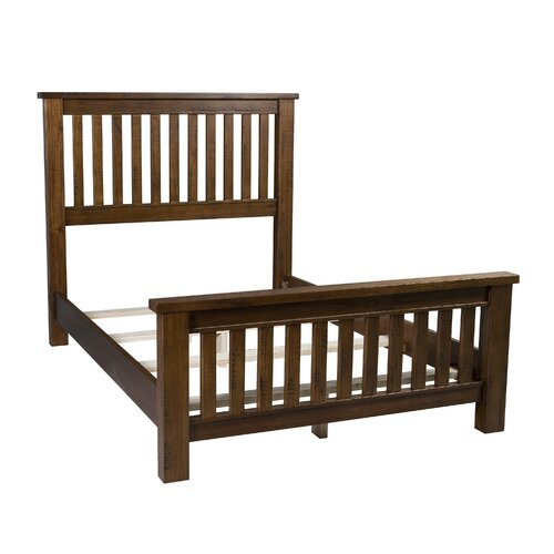 Hillsdale Furniture Outback Slat Bed