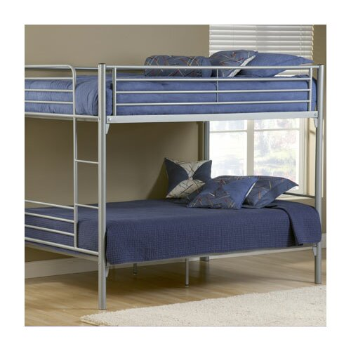 Universal Youth Full over Full Bunk Bed