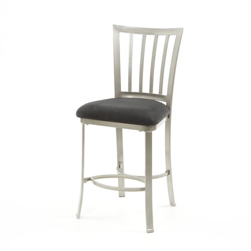 "Hillsdale Furniture Delray 26"" Bar Stool with Cushion"