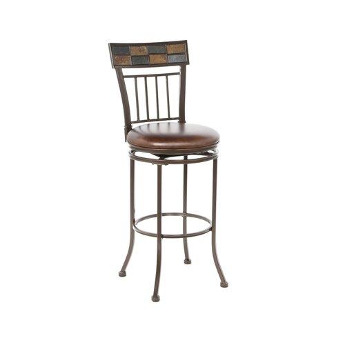 "Hillsdale Furniture Montero 30"" Swivel Bar Stool"