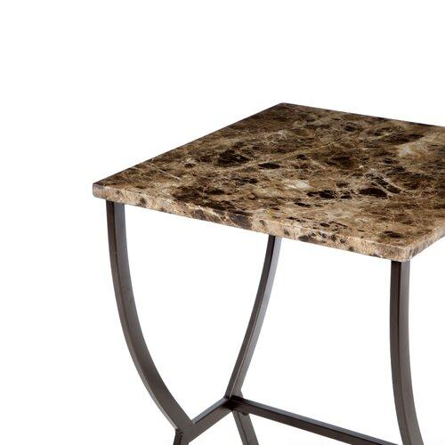 Hillsdale Furniture Monaco 3 Piece Nesting Tables