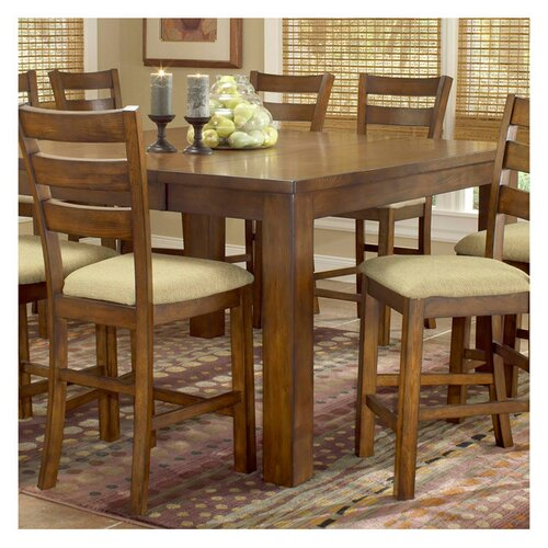 Hillsdale Furniture Hemstead Counter Height Dining Table