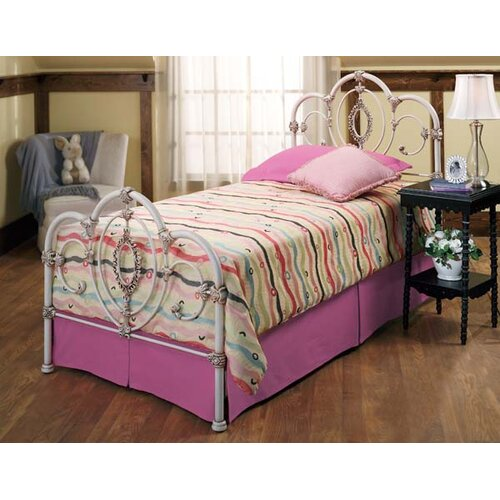 Hillsdale Furniture Victoria Metal Bed