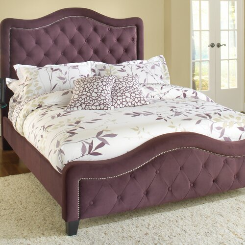 Hillsdale Furniture Trieste Fabric Panel Bed