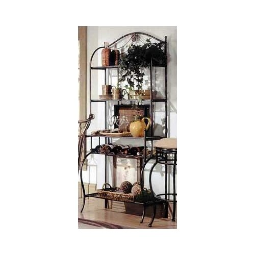 Hillsdale Furniture Camelot Baker's Rack