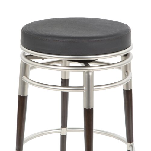 "Hillsdale Furniture Salem 26"" Swivel Bar Stool"