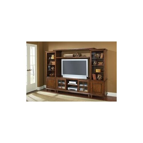 "Hillsdale Furniture Grand Bay 109"" Entertainment Center"