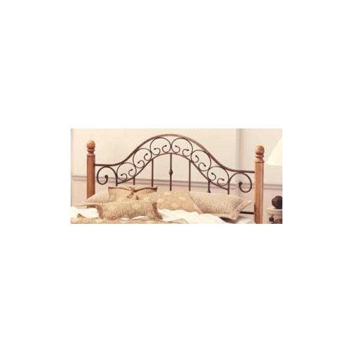 Hillsdale Furniture San Marco Metal Headboard