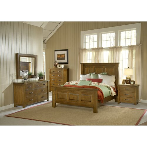 Hillsdale Furniture Outback Panel Bed