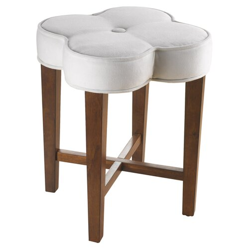 Hillsdale Furniture Clover Vanity Stool