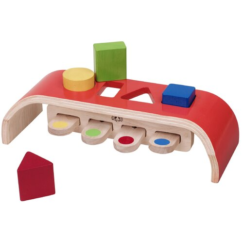 Wonderworld Bouncing Sorter Interactive Color and Shape Discovery Set