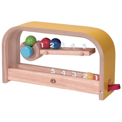Counting Ball Manual Numbers Discovery Set
