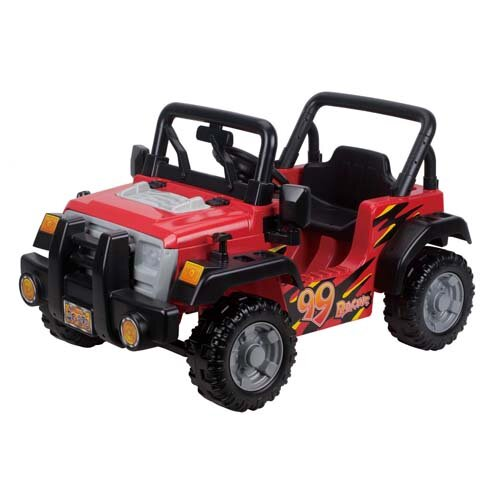 New Star Jungle Racer 6V Battery Powered Jeep
