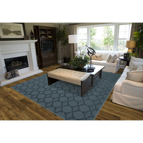 Garland Rug Magic Odor Eliminating Seafoam Sparta Rug