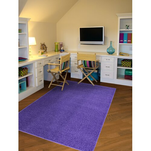 Garland Rug Magic Odor Eliminating Purple Vogue Shazaam Rug
