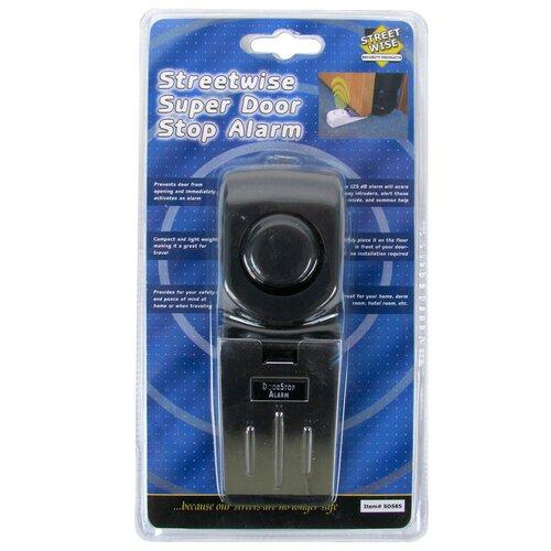 Trademark Home Collection Super Door Stop Alarm - As Seen on TV