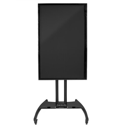 Mobile Tilt Floor Stand Mount for 32