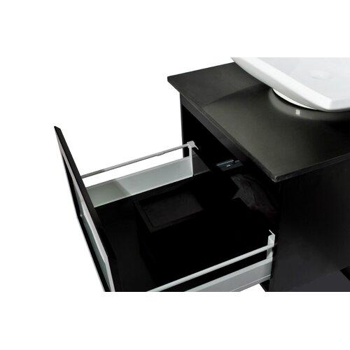 "Belmont Decor Newport 30"" Single Bathroom Vanity Set"
